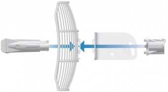 Ubiquiti AirGrid M2 HP 2G16